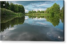 River Of Dreams. Sedniv, 2015. Acrylic Print