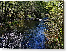 River Of Peace Acrylic Print