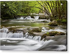 River Peace Acrylic Print