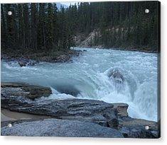 River Spirit Acrylic Print