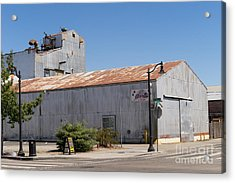 River Town Feed And Pet Country Store In Petaluma California Usa Dsc3840 Acrylic Print by Wingsdomain Art and Photography