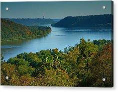 River View II Acrylic Print