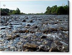River Walk Acrylic Print