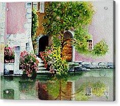 Riverfront Property Acrylic Print