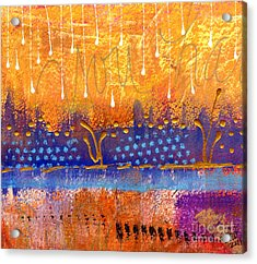 Riverfront View Acrylic Print