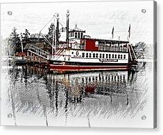 Riverlady.com Acrylic Print