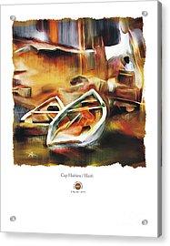 Riverside Acrylic Print by Bob Salo