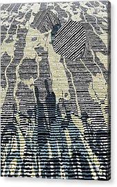 Road Acrylic Print by Haruo Obana