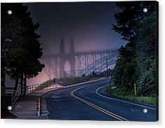 Road Home Acrylic Print