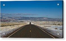 Road Nm 96 Acrylic Print