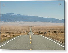 Road Nm Acrylic Print
