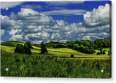 Road To Heaven Acrylic Print