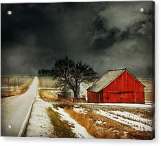 Acrylic Print featuring the photograph Road To Nowhere by Julie Hamilton