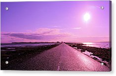 Road To Nowhere Acrylic Print by Tin Lid Photography
