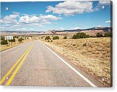 Road To San Ysidro Acrylic Print