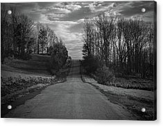 Road To Success Acrylic Print