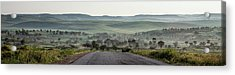 Road To The Forest Acrylic Print by Yoel Koskas