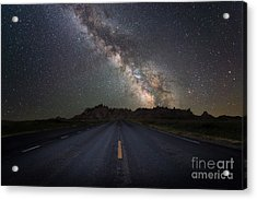 Road To The Heavens Acrylic Print