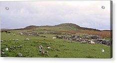 Road To Waternish Point Acrylic Print by Dan Andersson
