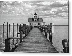 Roanoke Marshes Light Acrylic Print