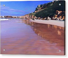 Robberg Complements Acrylic Print