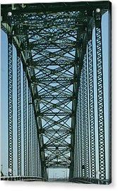 Robert Moses Causeway Bridge Acrylic Print