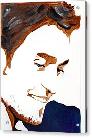 Robert Pattinson 14 Acrylic Print