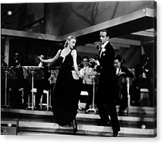 Roberta, Ginger Rogers, Fred Astaire Acrylic Print by Everett