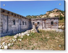 Acrylic Print featuring the photograph Robidoux Trading Post by Susan Rissi Tregoning