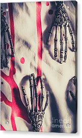 Robot Killing Machines Acrylic Print