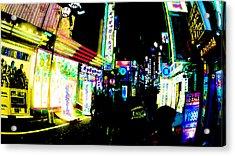 Robot Restaurant Shinjuku Tokyo Acrylic Print by Jera Sky