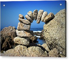 Rock Art One Acrylic Print