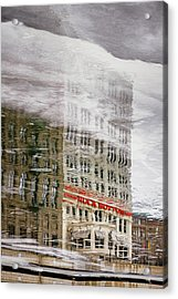 Rock Bottom Acrylic Print