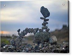 Rock Monster Acrylic Print