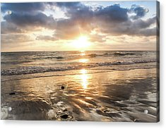 Rock 'n Sunset Acrylic Print
