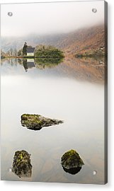 Rock Of Barra Acrylic Print