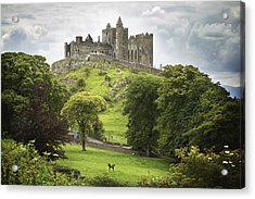 Rock Of Cashel Cashel County Tipperary Acrylic Print