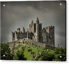 Rock Of Cashel Acrylic Print