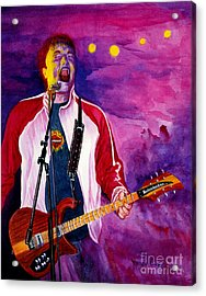Rock On Tom Acrylic Print