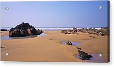 Rock Pools Acrylic Print