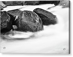 Acrylic Print featuring the photograph Rock Solid by Larry Ricker