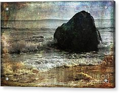Rock Steady Acrylic Print
