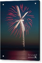 Rocket's Red Glare Acrylic Print