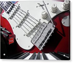Rock'n Roller Coaster Aerosmith Acrylic Print