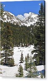 Rocky Mountain High Acrylic Print