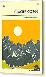 Rocky Mountain National Park Poster 2 Acrylic Print