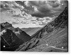 Rocky Mountain Splendor Acrylic Print
