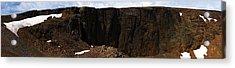 Rocky Mountain Summer Acrylic Print by Richard Henne