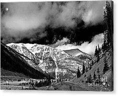Rocky Mountian High Acrylic Print by John Hermann