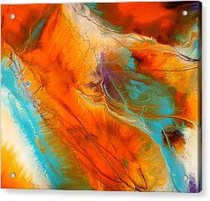 Rocky Moutain High I Acrylic Print
